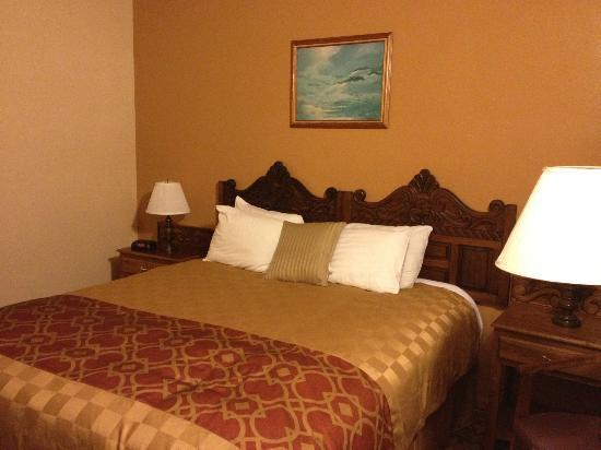 Silver Surf Motel: room