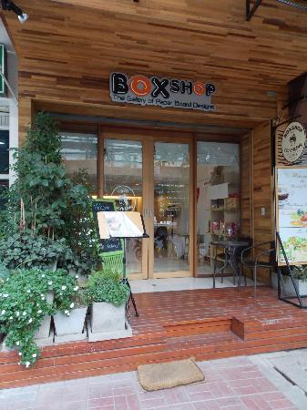 Boxshop Cafe