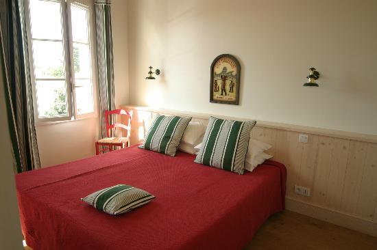 Hotel La Galiote : Une chambre