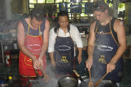 Krabi Thai Cookery School