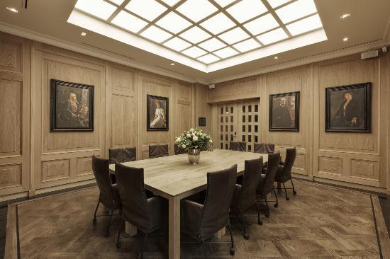 Hotel Dux: Meeting room