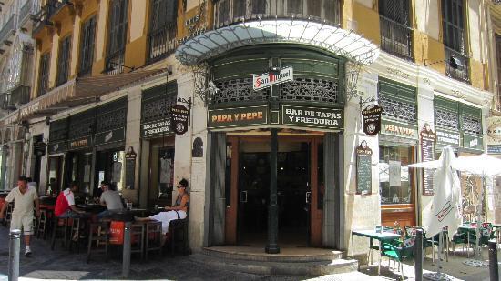 Malaga Pub Gay Old