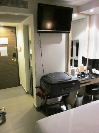 Marrison Hotel: Executive room