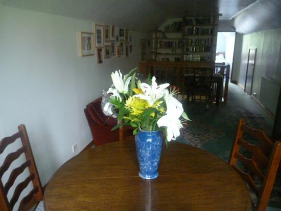 Scar Croft Bed and Breakfast: Dining area - Residents Lounge
