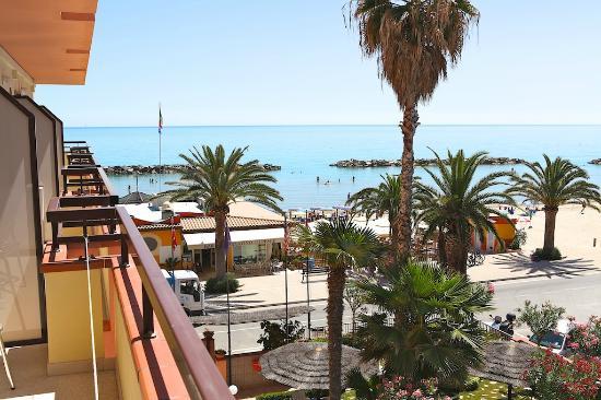 Hotel Cristal: Panorama