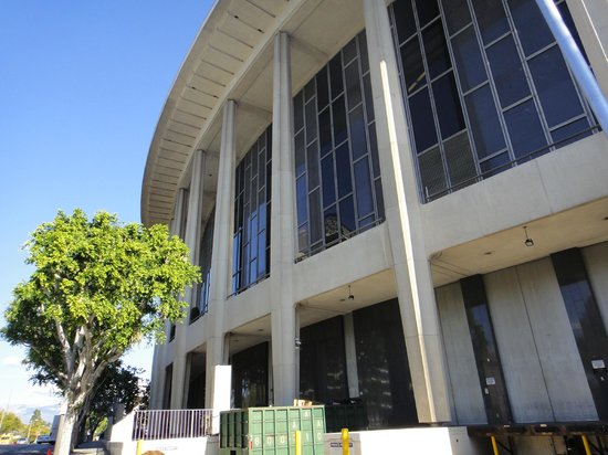 Dorothy Chandler Pavilion : Music Center for the Performing Arts