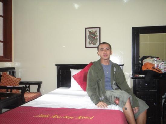 Little Hanoi Hostel : me