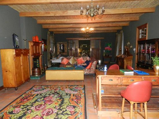 Die Ou Pastorie - De Hoop: Living area
