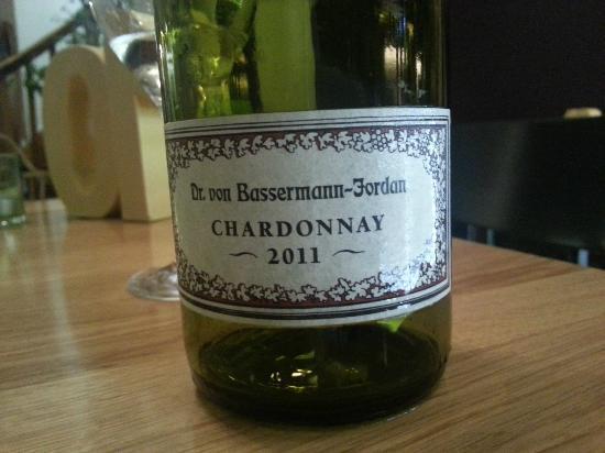 Slowman: Underfbart vin från Deidesheim, Pfalz.
