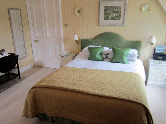 Balbirnie House : Veru comfortable