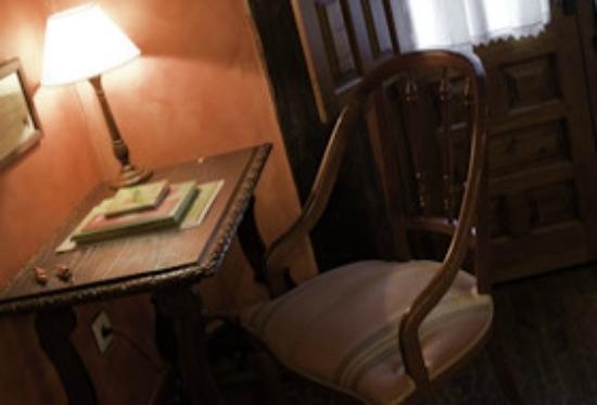 La Casa del Organista : Escritorio de Habitación