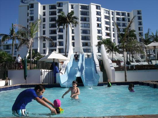 Breakers Resort: Slides