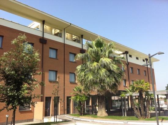 Ardeatina Park Hotel : das Hotel 07/2012