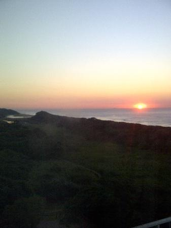 Breakers Resort: View from room - sunrise