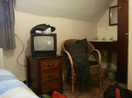 West Winds Yorkshire Tearooms: The bedroom