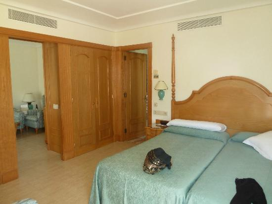 Hotel Riu Palace Meloneras Resort: Bedroom