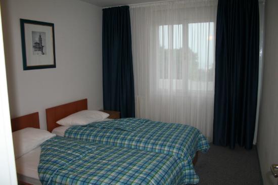Hotel Zagreb: nice