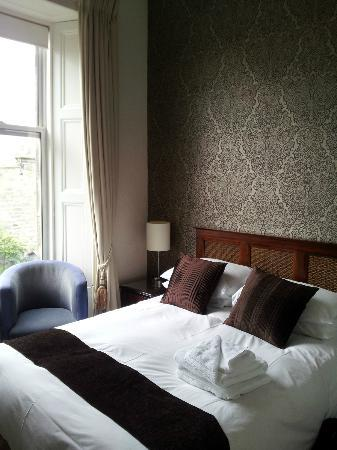 Sheridan Guest House: Loved the bay windows