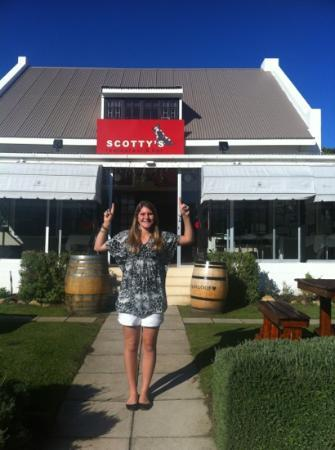 Scotty's Restaurant & Bar: Jess agrees one if our best.
