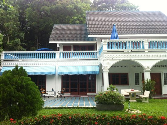 Rawai Beach Guesthouse : The Guesthouse