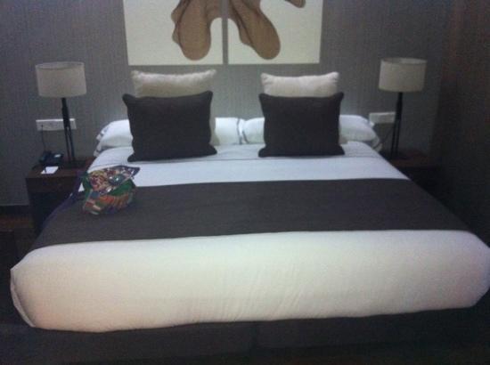 Carris Cardenal Quevedo: habitación