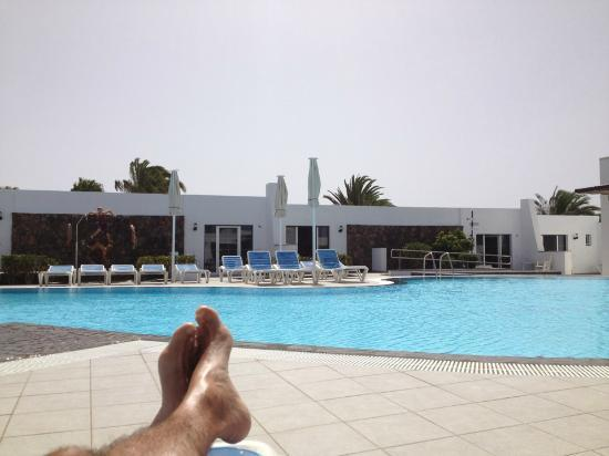 Nautilus Lanzarote: piscina
