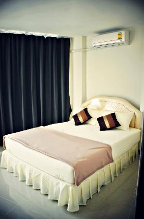 Link Corner Hostel Bangkok: Private double room