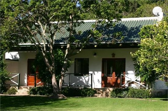 Blackwaters River Lodge : Gardenview Rooms