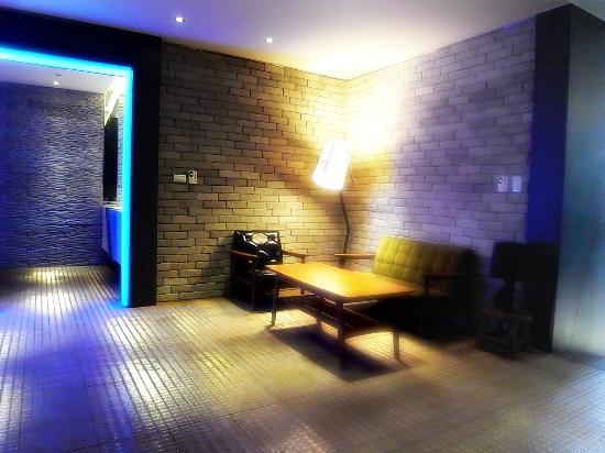 CityInn Hotel Plus - Taichung Station Branch: 休息區