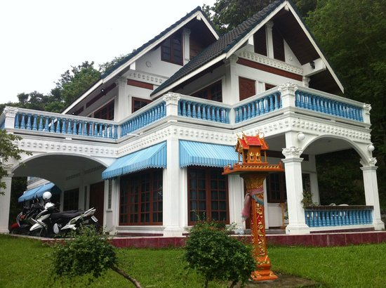 Rawai Beach Guesthouse : The guesthouse 5