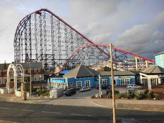 Cheap Hotels In Blackpool Near Pleasure Beach