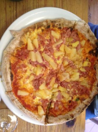 Da Cimino : pizza hawaii