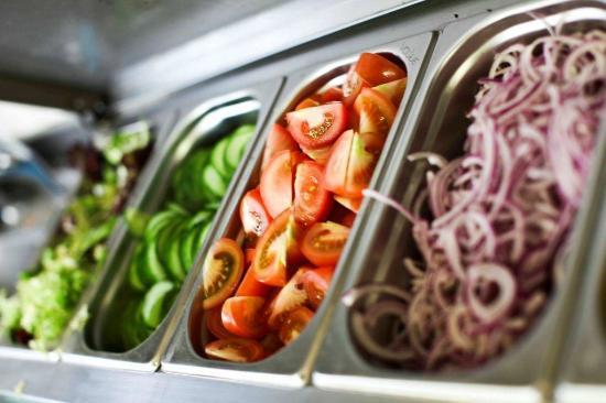 The Queens Head: Good quality, fresh food