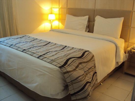 Mercure Rio de Janeiro Botafogo Hotel: Boa cama, quando limpa