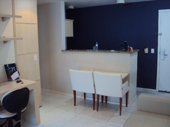 Quality Suites Botafogo: .