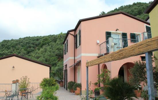 Hotel Al Terra di Mare: Hotel gebouw