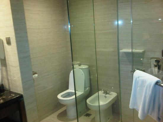 แกรนด์ เมเลีย จาร์กาตา: Bathroom