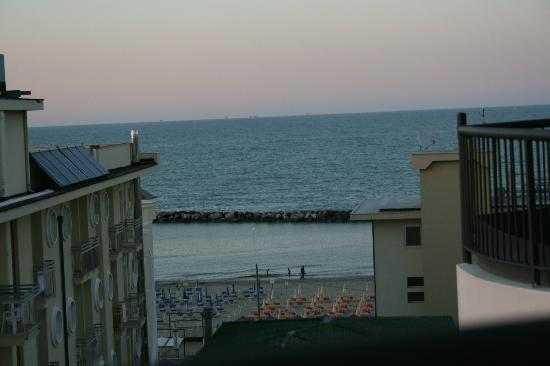Residence San Marco: panorama dal 6 piano