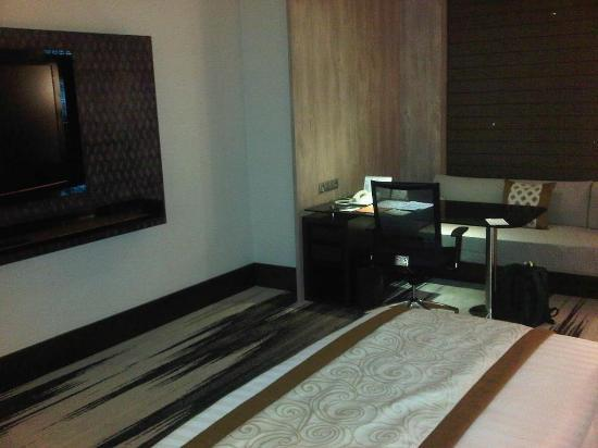Gran Melia Jakarta: Bedroom