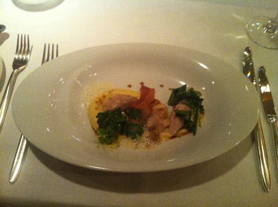 Restaurant Le Faubourg: 1 corse
