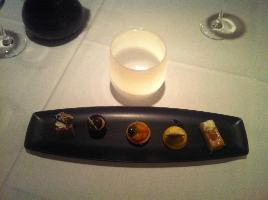Restaurant Le Faubourg: tea time