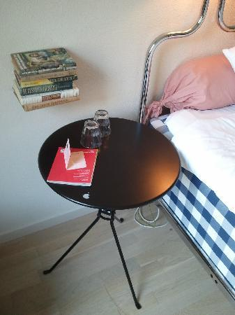 Townhouse Hotel Maastricht: bedside