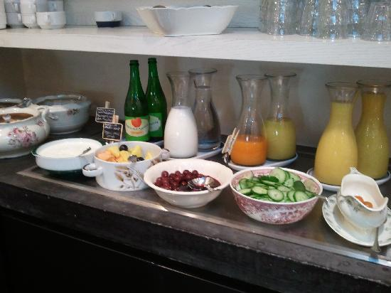 Townhouse Hotel Maastricht: breakfast