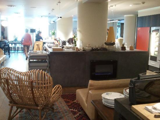 Townhouse Hotel Maastricht: lobby