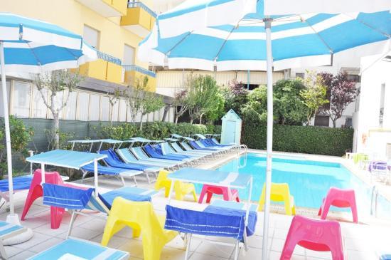 Hotel Swimming Pool Piscina Picture Of Hotel Adelphi Riccione Tripadvisor