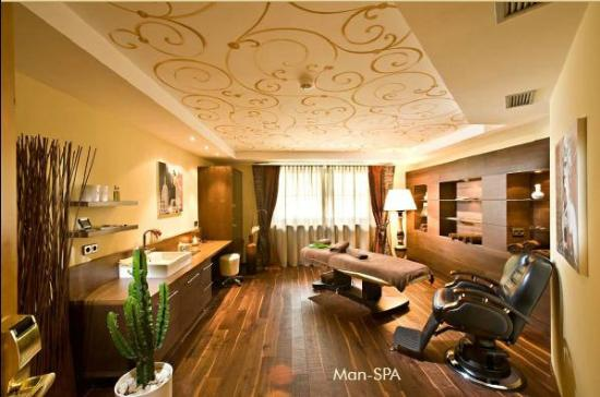 Hotel Quelle Nature Spa Resort: Gentlemen Spa