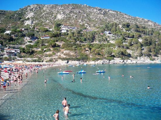 Campo nell'Elba, Italia: Spiaggia di Fetovaia
