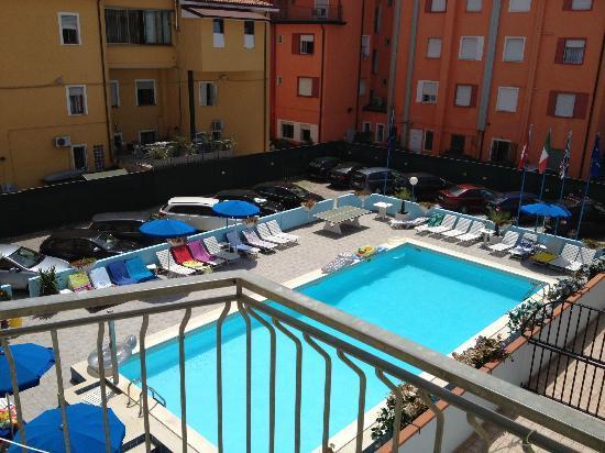 Hotel Portofino: Piscina dell'hotel
