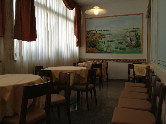 Hotel Portofino: Sala ristorante