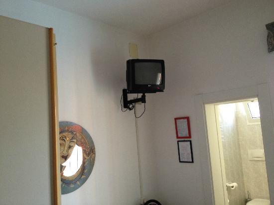 Hotel Portofino: Tv